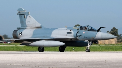 Photo ID 233078 by Aldo Bidini. Greece Air Force Dassault Mirage 2000EG, 237