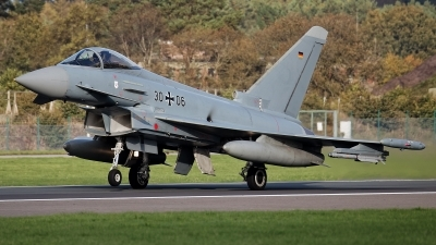 Photo ID 233104 by Rainer Mueller. Germany Air Force Eurofighter EF 2000 Typhoon S, 30 06