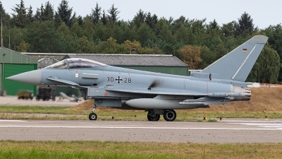 Photo ID 233090 by Jan Eenling. Germany Air Force Eurofighter EF 2000 Typhoon S, 30 28