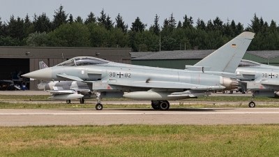 Photo ID 233091 by Jan Eenling. Germany Air Force Eurofighter EF 2000 Typhoon S, 30 82