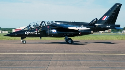 Photo ID 233117 by Aldo Bidini. UK QinetiQ Dassault Dornier Alpha Jet A, ZJ647