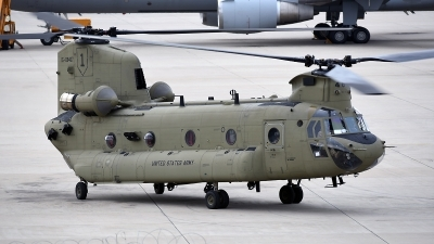 Photo ID 233150 by Marc van Zon. USA Army Boeing Vertol CH 47F Chinook, 15 08467