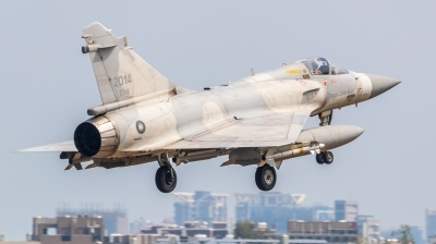 Photo ID 233198 by Andreas Zeitler - Flying-Wings. Taiwan Air Force Dassault Mirage 2000 5Ei, 2014