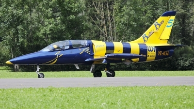 Photo ID 233175 by Sybille Petersen. Private Baltic Bees Display Team Aero L 39C Albatros, YL KSL