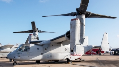 Photo ID 233263 by W.A.Kazior. USA Marines Bell Boeing MV 22B Osprey, 168612