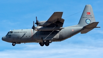 Photo ID 233232 by Adolfo Bento de Urquia. Turkey Air Force Lockheed C 130E Hercules L 382, 01468