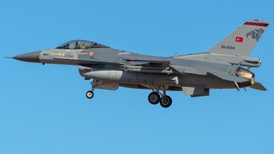 Photo ID 233210 by Adolfo Bento de Urquia. Turkey Air Force General Dynamics F 16C Fighting Falcon, 88 0034