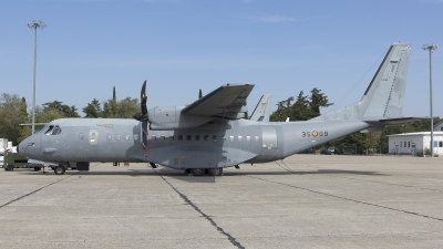 Photo ID 233242 by F. Javier Sánchez Gómez. Spain Air Force CASA C 295M, T 21 09