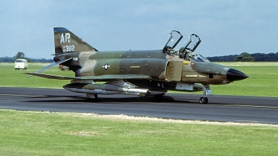 Photo ID 233328 by Gerrit Kok Collection. USA Air Force McDonnell Douglas RF 4C Phantom II, 69 0382