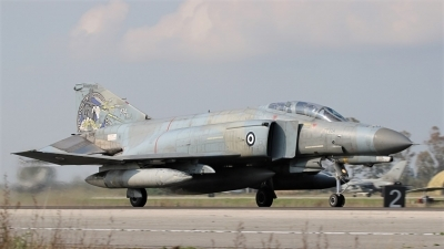 Photo ID 233315 by Stamatis Alipasalis. Greece Air Force McDonnell Douglas F 4E AUP Phantom II, 01505