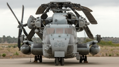 Photo ID 233343 by W.A.Kazior. USA Marines Sikorsky CH 53E Super Stallion S 65E, 165245