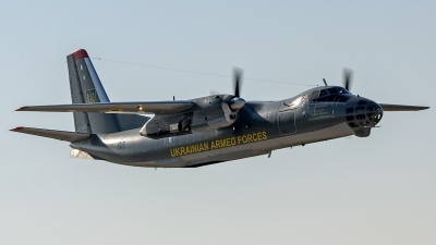 Photo ID 233377 by Vladimir Vorobyov. Ukraine Air Force Antonov An 30, 86 BLUE