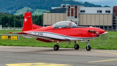 Photo ID 233379 by Martin Thoeni - Powerplanes. Switzerland Air Force Pilatus NCPC 7 Turbo Trainer, A 936