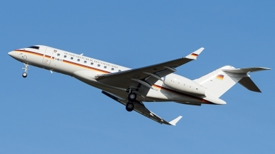 Photo ID 233417 by Stefan Schmitz. Germany Air Force Bombardier BD 700 1A10 Global Express, 14 05