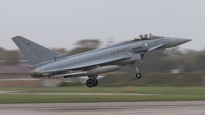 Photo ID 233719 by Frank Kloppenburg. Germany Air Force Eurofighter EF 2000 Typhoon S, 30 87