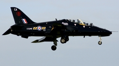 Photo ID 233470 by Arie van Groen. UK Air Force British Aerospace Hawk T 1A, XX246