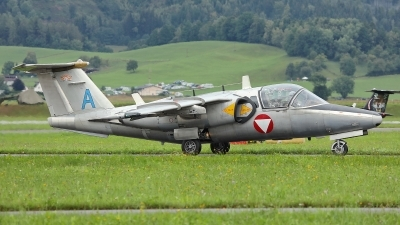 Photo ID 233505 by Sybille Petersen. Austria Air Force Saab 105Oe, 1131