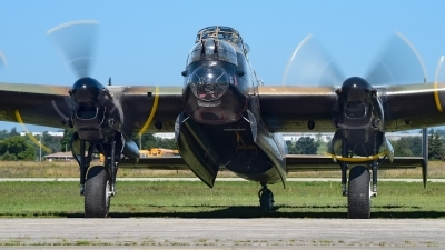 Photo ID 233499 by Rod Dermo. Private Canadian Warplane Heritage Museum Avro 683 Lancaster B X, C GVRA