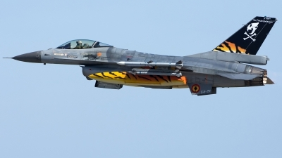 Photo ID 233573 by Aldo Bidini. Belgium Air Force General Dynamics F 16AM Fighting Falcon, FA 94
