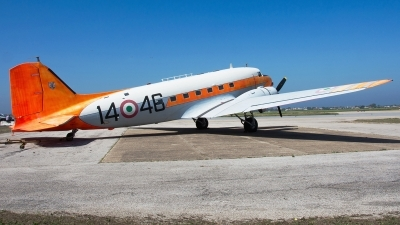 Photo ID 233558 by Nicholas Carmassi. Italy Air Force Douglas C 47 DL, MM61893