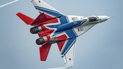 Photo ID 233584 by David Novák. Russia Air Force Mikoyan Gurevich MiG 29 9 13, RF 91933