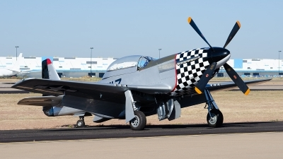 Photo ID 233647 by Brandon Thetford. Private Planes of Fame Air Museum North American TF 51D Mustang, NL20TF