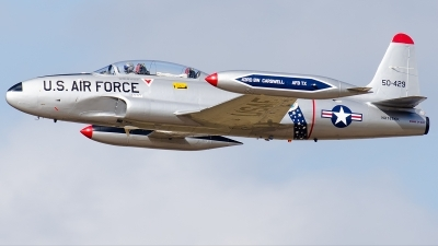 Photo ID 233700 by Brandon Thetford. Private Private Canadair CT 133 Silver Star 3, N165KK