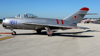 Photo ID 233664 by Rod Dermo. Private Private Mikoyan Gurevich MiG 17F, N217SH