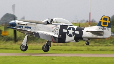 Photo ID 26551 by Jake Dalton. Private Private North American P 51D Mustang, G SIJJ