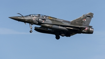 Photo ID 233663 by Jan Eenling. France Air Force Dassault Mirage 2000D, 668
