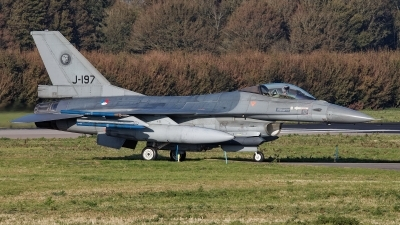 Photo ID 233759 by Rainer Mueller. Netherlands Air Force General Dynamics F 16AM Fighting Falcon, J 197