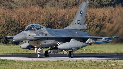 Photo ID 233760 by Rainer Mueller. Netherlands Air Force General Dynamics F 16AM Fighting Falcon, J 197