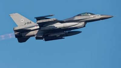 Photo ID 233779 by Rainer Mueller. Netherlands Air Force General Dynamics F 16AM Fighting Falcon, J 014