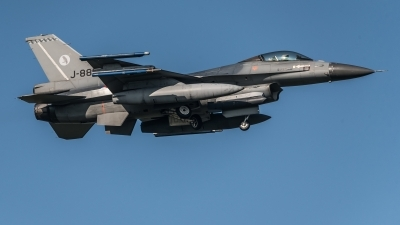 Photo ID 233801 by Sven Neumann. Netherlands Air Force General Dynamics F 16AM Fighting Falcon, J 881