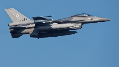 Photo ID 233815 by Rainer Mueller. Netherlands Air Force General Dynamics F 16AM Fighting Falcon, J 362
