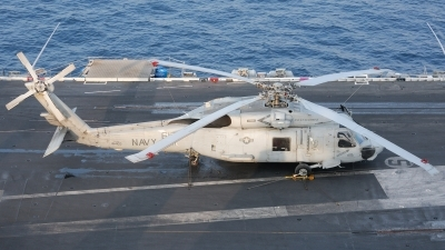 Photo ID 233836 by Klemens Hoevel. USA Navy Sikorsky SH 60F Ocean Hawk S 70B 4, 164103
