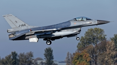 Photo ID 233856 by Rainer Mueller. Netherlands Air Force General Dynamics F 16AM Fighting Falcon, J 144