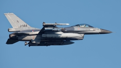 Photo ID 233894 by Rainer Mueller. Netherlands Air Force General Dynamics F 16AM Fighting Falcon, J 144