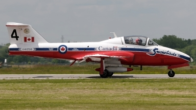 Photo ID 234019 by Aldo Bidini. Canada Air Force Canadair CT 114 Tutor CL 41A, 114058