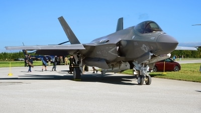 Photo ID 234016 by Rod Dermo. USA Marines Lockheed Martin F 35C Lightning II, 169160