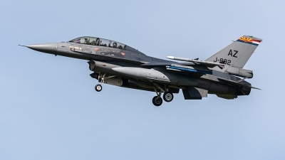 Photo ID 233986 by Jan Eenling. Netherlands Air Force General Dynamics F 16BM Fighting Falcon, J 882