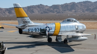 Photo ID 234005 by W.A.Kazior. Private Planes of Fame Air Museum North American F 86F Sabre, NX186AM
