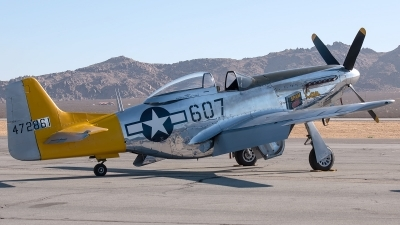 Photo ID 234008 by W.A.Kazior. Private Planes of Fame Air Museum North American P 51D Mustang, N5441V
