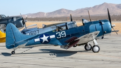 Photo ID 234009 by W.A.Kazior. Private Planes of Fame Air Museum Douglas SBD 5 Dauntless, NX670AM