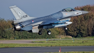 Photo ID 234062 by Rainer Mueller. Netherlands Air Force General Dynamics F 16AM Fighting Falcon, J 628
