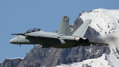 Photo ID 234093 by Ludwig Isch. USA Navy Boeing F A 18F Super Hornet, 169654