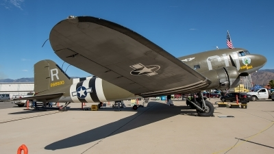 Photo ID 235640 by W.A.Kazior. Private Commemorative Air Force Douglas C 53D Skytrooper, N45366