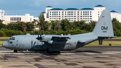 Photo ID 234133 by Hector Rivera - Puerto Rico Spotter. USA Air Force Lockheed EC 130H Hercules L 382, 73 1588