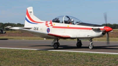Photo ID 234204 by Milos Ruza. Croatia Air Force Pilatus PC 9M, 064