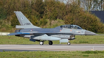 Photo ID 234184 by Dieter Linemann. Netherlands Air Force General Dynamics F 16BM Fighting Falcon, J 065